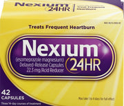 Nexium 24 Hour Acid Reducer 20mg Capsules