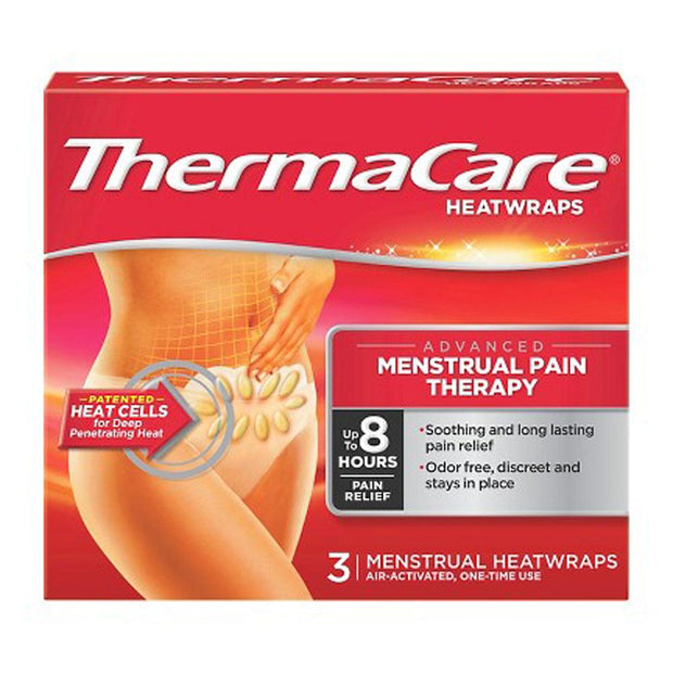 Thermacare Menstrual Pain Heatwraps