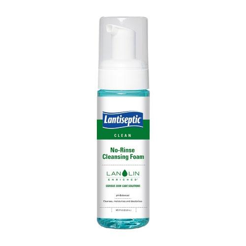 Lantiseptic Clean No-Rinse Cleansing Foam