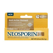 Neosporin Pain + Itch + Scar Ointment