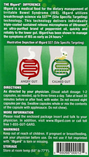 IBGard Irritable Bowel Syndrome Capsules