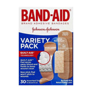 Band-Aid Adhesive Bandages Variety Pack