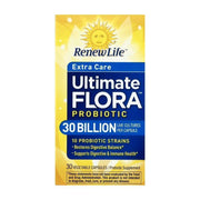 Renew Life Extra Care Ultimate Flora Probiotic Supplement