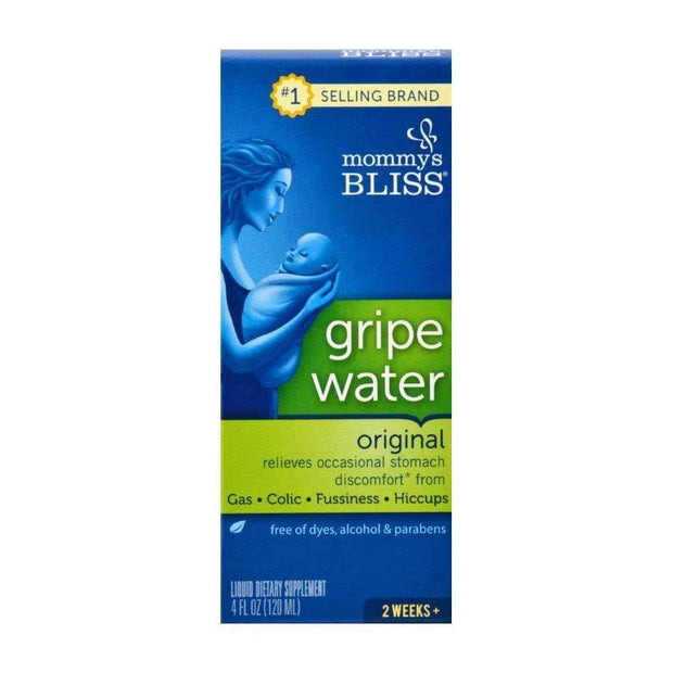 Mommy's Bliss Original Gripe Water Liquid Double Pack