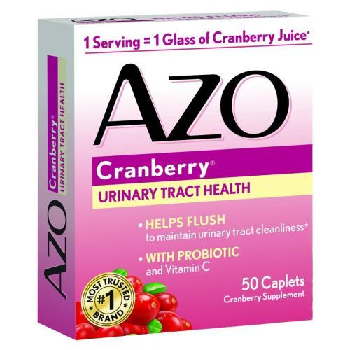AZO Urinary Tract Health Cranberry Caplets