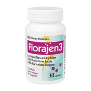Florajen 3 Dietary Supplement Capsules
