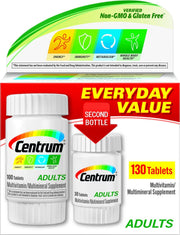 Centrum Adults Multivitamin/Multimineral Tablets