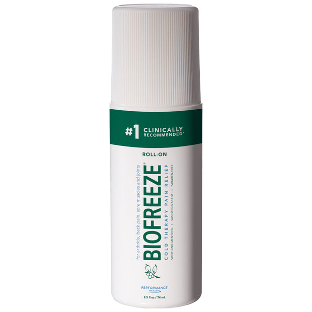 Biofreeze Pain Relieving Roll-On 3 oz