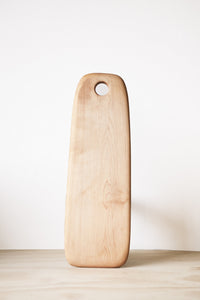 Drop Chopping Board - Maple | Merkabah Goods Co.
