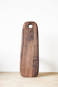 Drop Chopping Board - Walnut | Merkabah Goods Co.