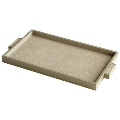 Shagreen Serving Tray - Mix Home Mercantile