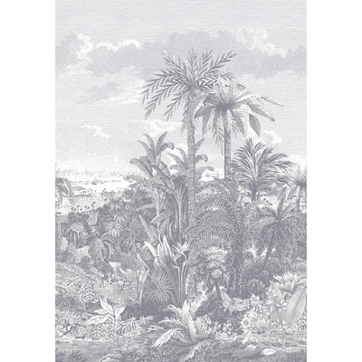Paradise Found Mural Wall Covering - Mix Home Mercantile