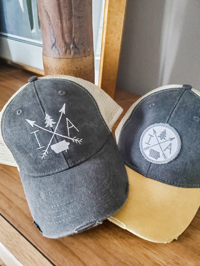IA Trucker Hat - Mix Home Mercantile