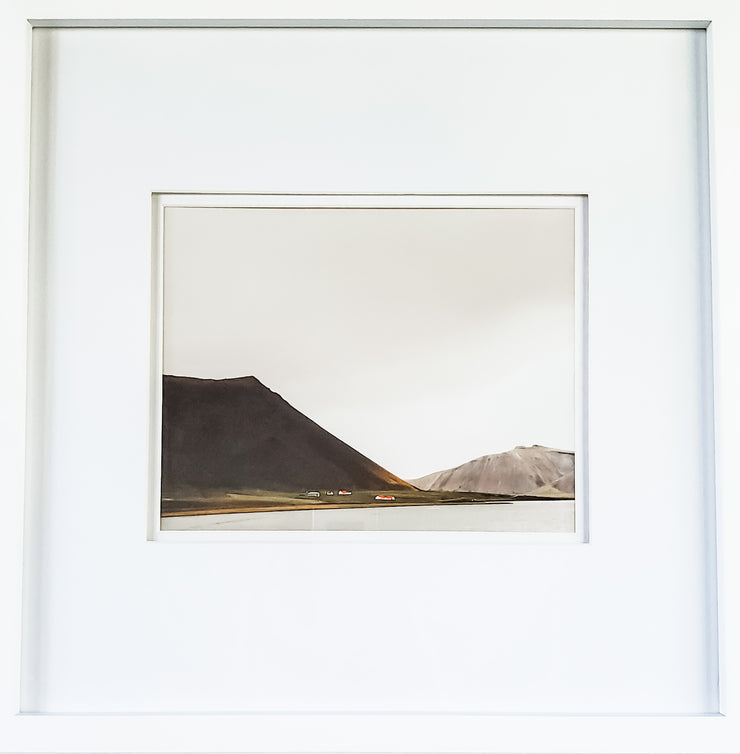 8 x 10 Framed Print - Fjord - Mix Home Mercantile