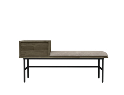 Acacia Wood Bench - Mix Home Mercantile