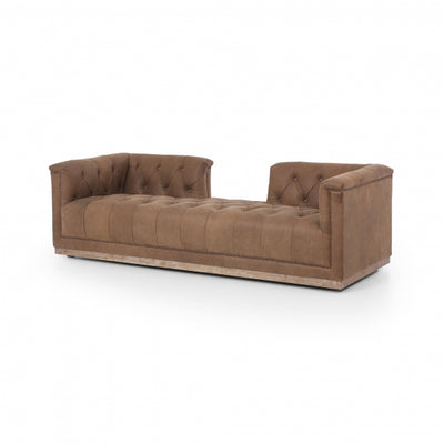 Library Style Chaise Sofa - Mix Home Mercantile