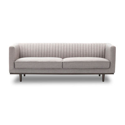 "82"" Light Grey Sofa - Mix Home Mercantile"