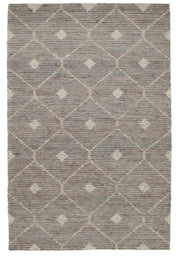 9 x 12 Rustica Stone Gray Rug - Mix Home Mercantile