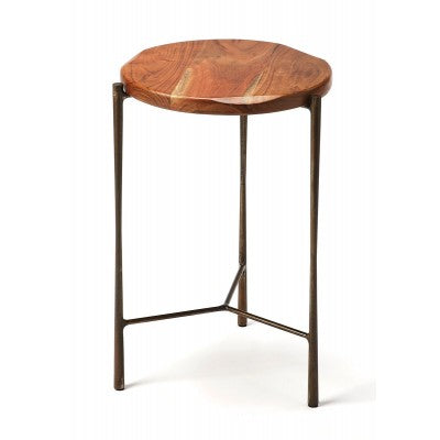 Live Edge Accent Table - Mix Home Mercantile