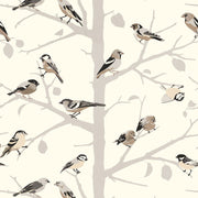 A TWITTER COLOR: WINTER Wallpaper double roll - Mix Home Mercantile