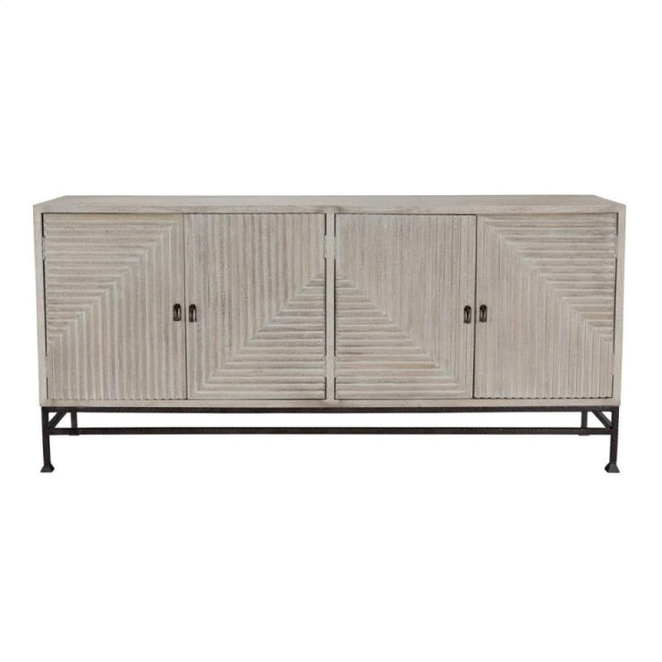 "72"" Sideboard w/4 doors - Mix Home Mercantile"