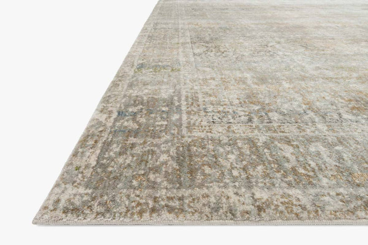 "Gray Multi Rug 3'7"" x 5'7"" - Mix Home Mercantile"
