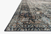 "Charcoal Sunset Rug 2'7"" x 8'-0"" - Mix Home Mercantile"