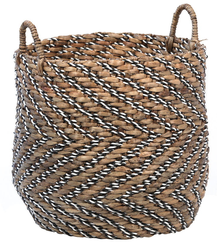 Large Woven Basket - Mix Home Mercantile