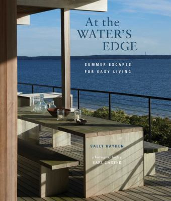 At the Waters Edge Hardcover - Mix Home Mercantile