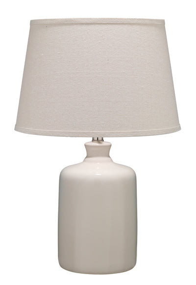 Ceramic Cream Milk Jug Table Lamp - Mix Home Mercantile