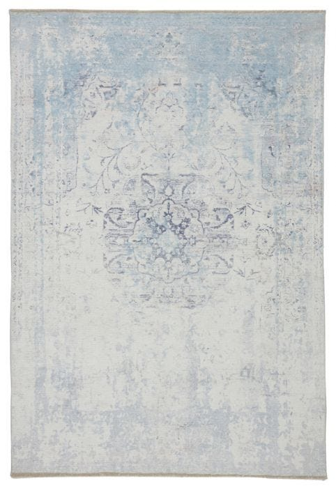 10'x14' Dusty Blue Area Rug - Mix Home Mercantile