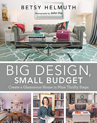 Big Design, Small Budget Hardcover - Mix Home Mercantile