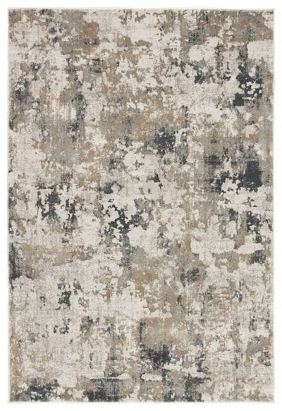 "8'10"" x 11'9"" Muted Color Area Rug - Mix Home Mercantile"