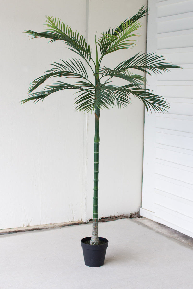 Artificial Palm Tree - Mix Home Mercantile