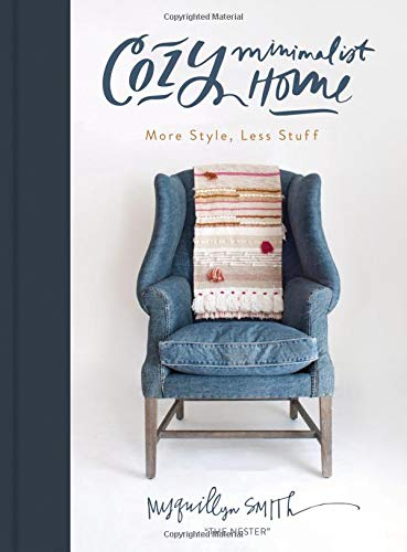 Cozy Minimalist Home hardcover - Mix Home Mercantile