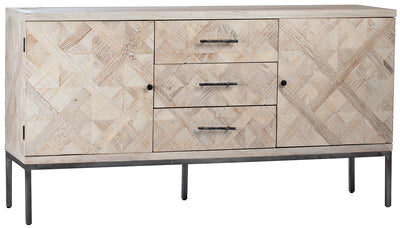 "71"" Recycled Elm Sideboard - Mix Home Mercantile"