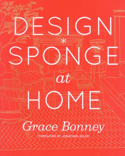 Design * Sponge at Home Hardcover - Mix Home Mercantile