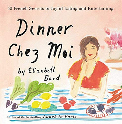 Dinner Chez Moir Hardcover - Mix Home Mercantile