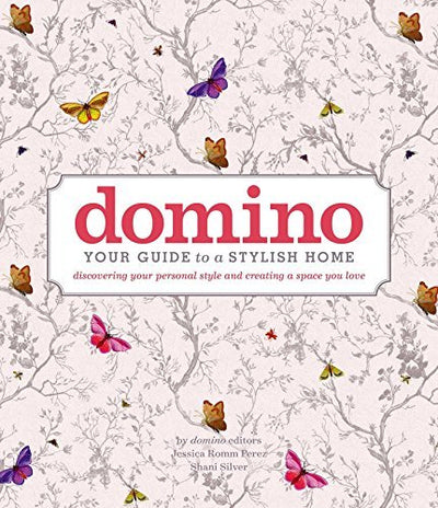 Domino:  Your Guide to a Stylish Home Hardcover - Mix Home Mercantile