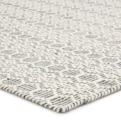 5 X 8 Honeycomb and Diamond Wool Rug - Mix Home Mercantile