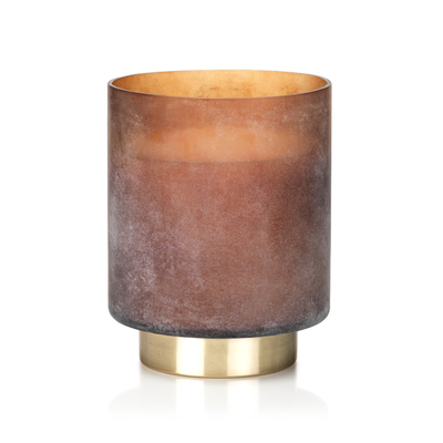 Amber Scented Candle Jar - Mix Home Mercantile