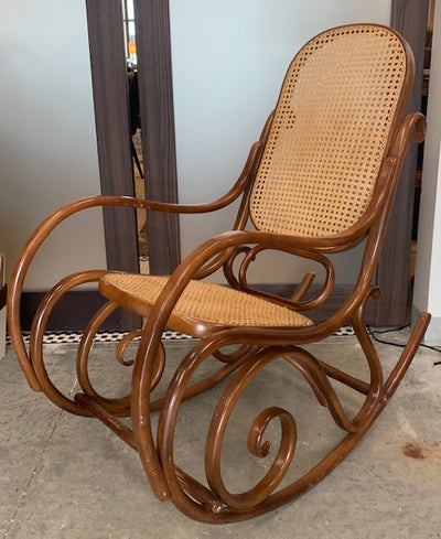 Vintage Rocking Chair - Mix Home Mercantile