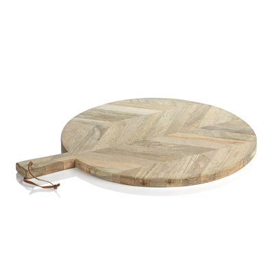 Mango Wood Charcuterie / Pizza Board - Mix Home Mercantile