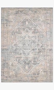 "Gray Sunset Rug 5'2"" x 7'7"""