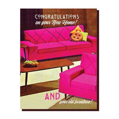 New Home Greeting Card - Mix Home Mercantile