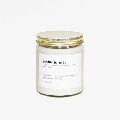8 oz. Pacific Forest Soy Candle - Mix Home Mercantile
