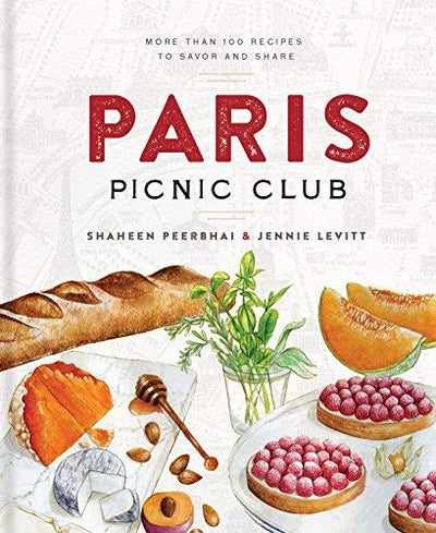 Paris Picnic Club Hardcover - Mix Home Mercantile