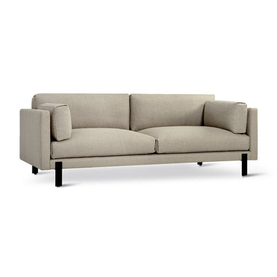 Modern Almond Sofa - Mix Home Mercantile