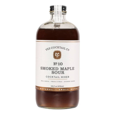 Smoked Maple Sour Cocktail Mixer - Mix Home Mercantile