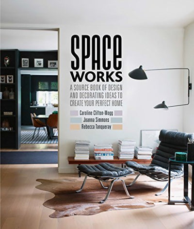Space Works Hardcover - Mix Home Mercantile